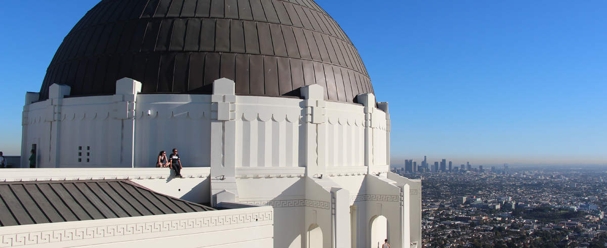 Bucket List: Griffith Observatory